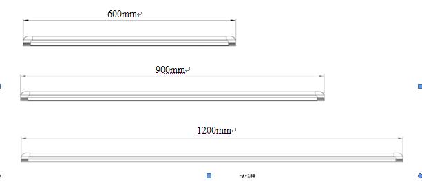 双led灯管接线实图